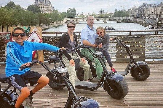 パリのE-バイクツアー