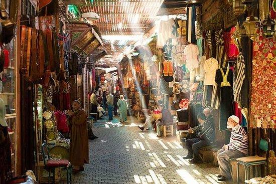Visite de Fes Handicrafts et Shopping