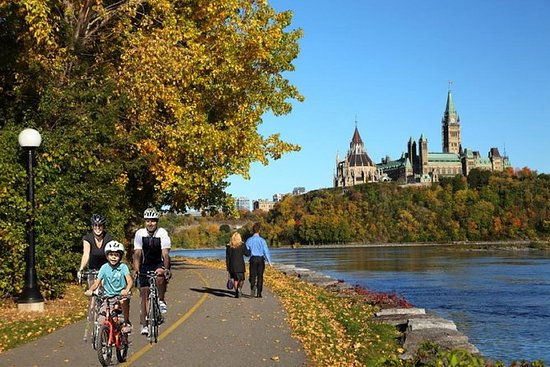 Cycling the Nation's Capital...