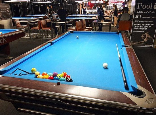 City Heroes Pool & Billiards(City)