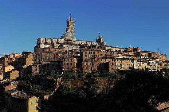 Tour guiado de Siena e Palio