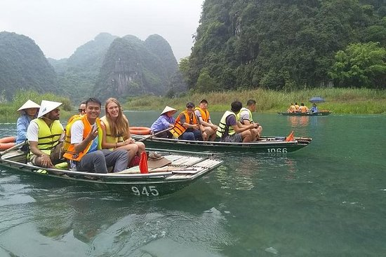 LUXURY HOA LU TAM COC 1 DAG - PRIVATE...