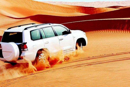 Dubai Red Dunes Safari: BBQ dinner...