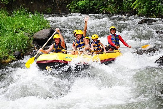 Private Tour: Ayung River Rafting ...