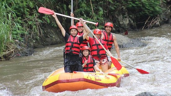 Adventure Rafting Journey With Us...