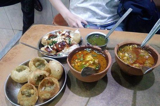 Street Food Crawl Varanasi