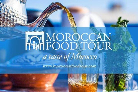 Passeio gastronômico em Casablanca