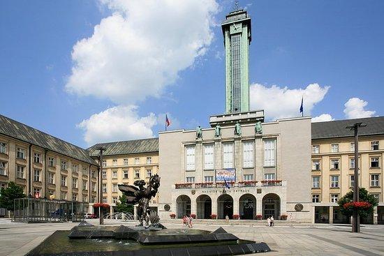 Ostrava New City Hall Observation...