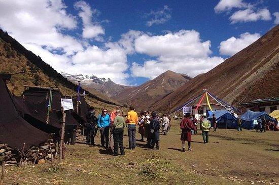 11 Days Jomolhari Loop Trek in Bhutan