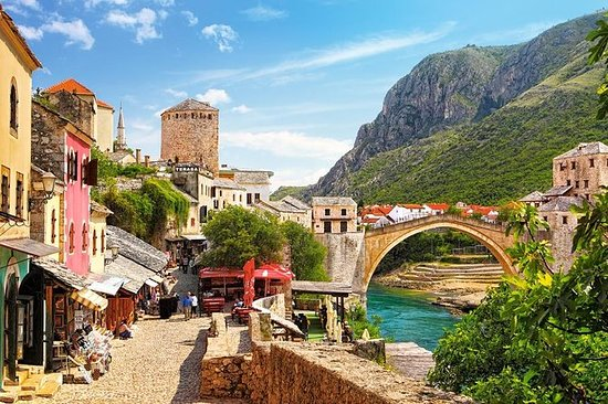 Visite privée à Mostar: expérience...