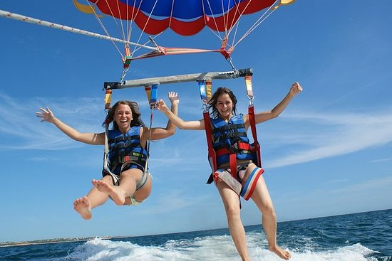 PARASAILING WATER ACTIVITY by u can...