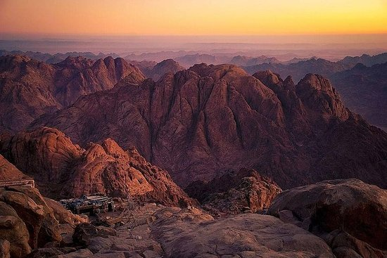 MOSES MOUNTAIN AND SAINT CATHERINE'S...