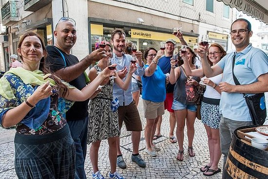 Alentejo vin tur fra Lissabon med...