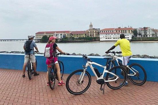 PanaBikes体验 - 巴拿马城的电动自行车一日游