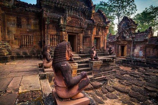 Excursão de Banteay Srei pela...
