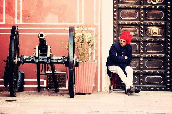 Privé 8-daagse Jaipur Jodhpur Agra ...