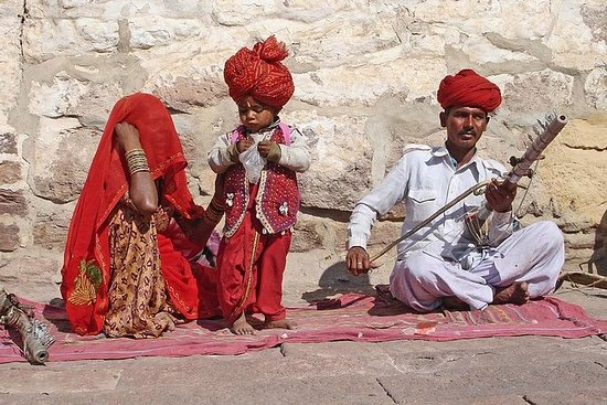 Jaipur Jodhpur Agra Tour voor 8 dagen ...