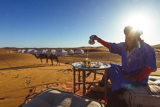 Privado Errachidia a Merzouga Sahara...