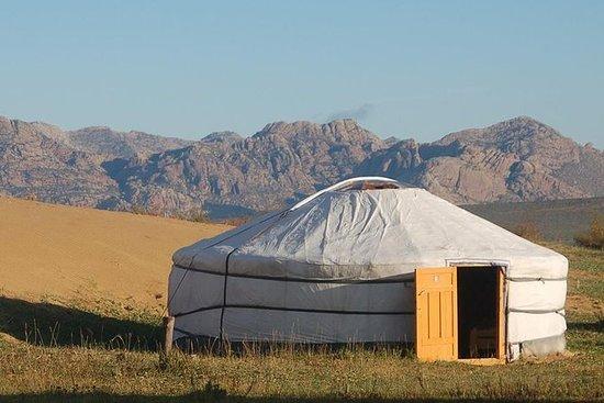 Sentral Mongolia Tour 3 Dager