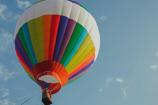 Bali Tour Hot Air Balloon in the...