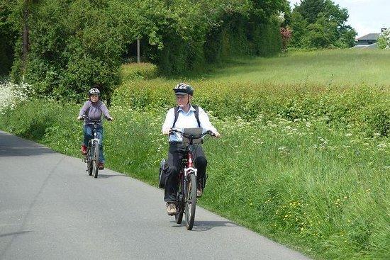 Självledad elektrisk cykeltur i Kent ...