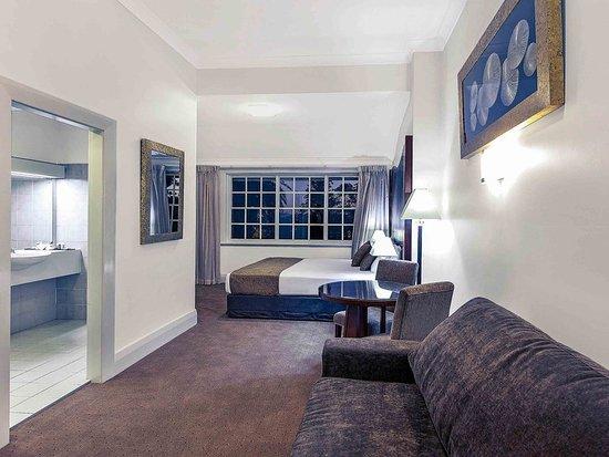 Maitland, Australia: Guest room