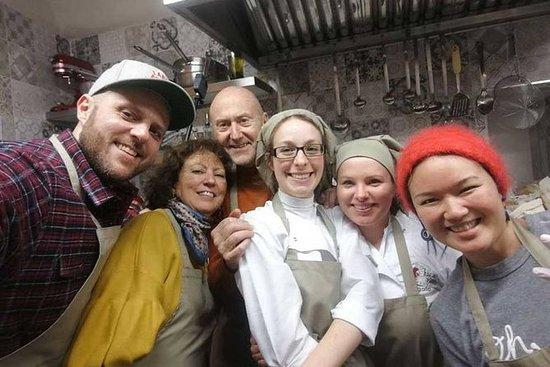 フィレンツェ中心部の料理教室