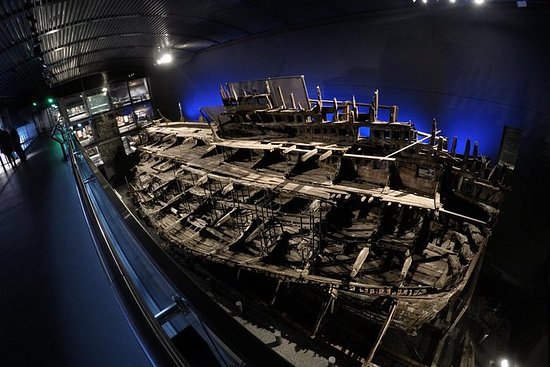 Le billet d'admission Mary Rose