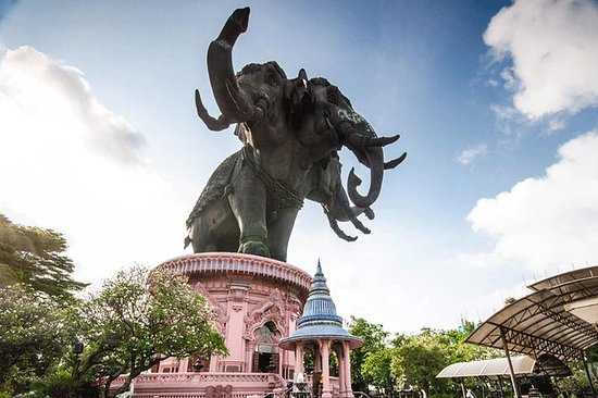 Erawan Museum Admission Ticket