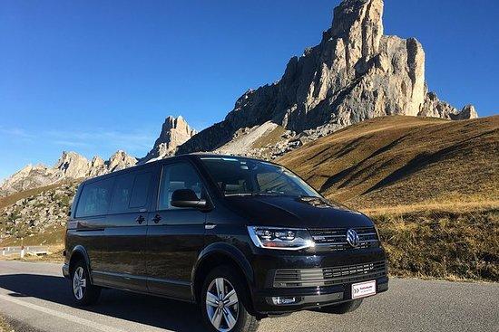 Excursión de un día a los Dolomitas...