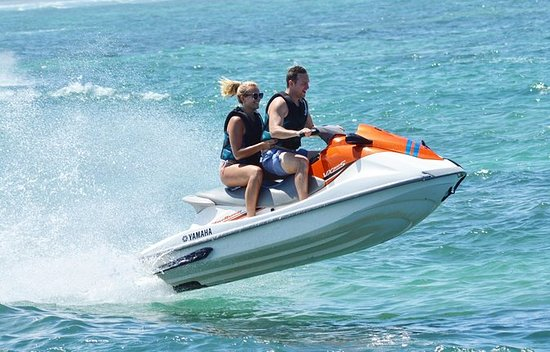 Jetski - Self Drive 30 minuten in ...