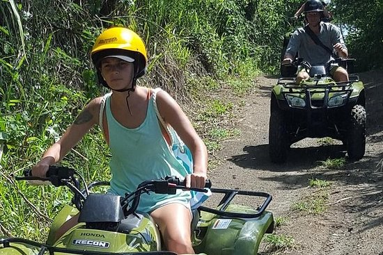 Private Jungle Bike ATV Tour i St...