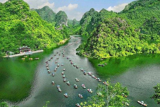 Von Hanoi nach Trang An und Bich Dong...
