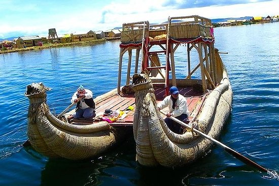 UROS & TAQUILE ISLANDS BY SPEED BOAT