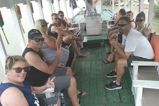 HOI AN RIVER CRUISE TOUR with FOOT...