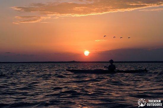 Sunset Kayaking and Snorkeling...