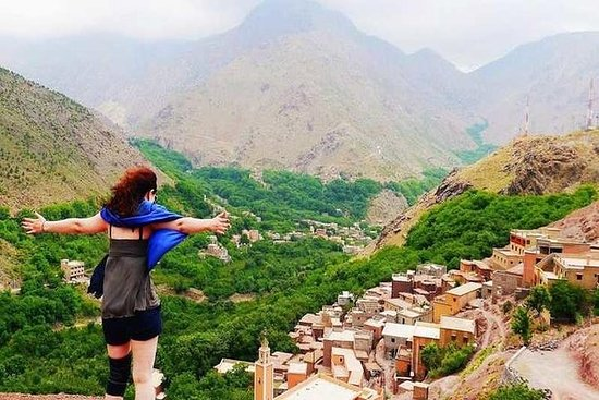 Atlas Mountains with 3 valleys day trip...