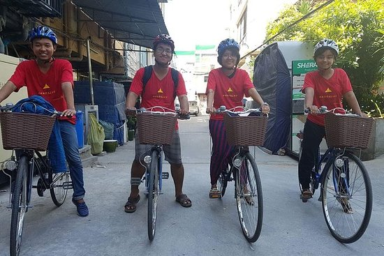 Mandalay bicycle Food Tours