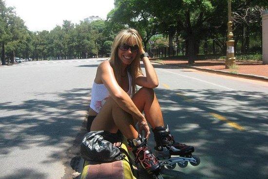 Rolschaatsen Tour