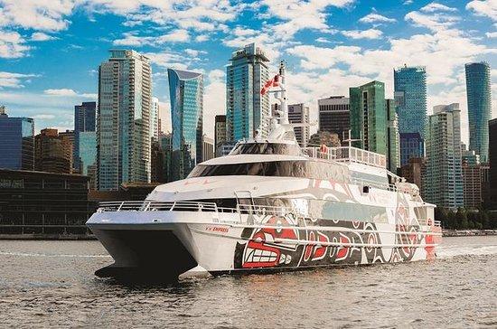Ferry de pasajeros de alta velocidad...
