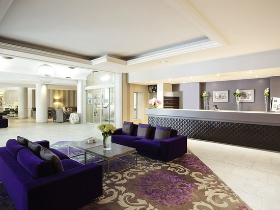 Grand Hotel Roi Rene Aix-en-Provence Centre - MGallery By Sofitel