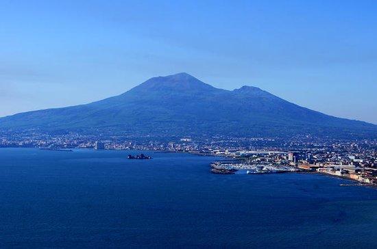 Pompeii, Mt Vesuvius en Herculaneum ...