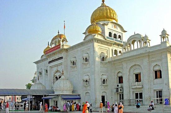 Privat arv og historisk tur i Delhi