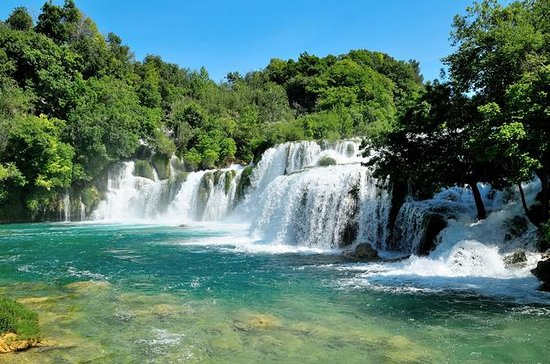 Krka National Park Admission Ticket