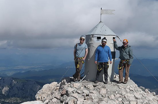 MIGHTY MOUNT TRIGLAV CLIMB-SUMMMER...