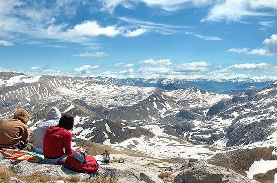 Andes Panoramique Demi-journée