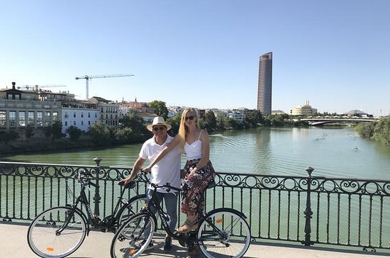 Sevilla Radtour in nur 2 Stunden
