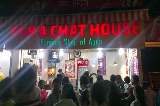 Chat salé d'Agra