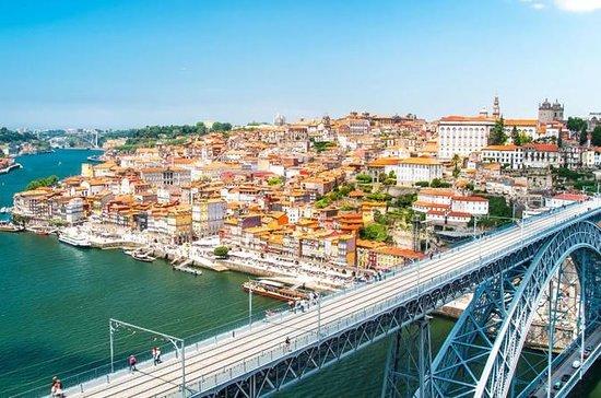 Tour privado de Porto Secrets en coche
