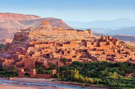 City tour ouarzazate and kasbah ait...